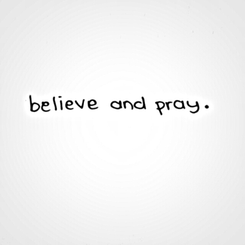 believe-and-pray